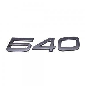 Emblema Volvo FH 540 Lado Esquerdo Lado Direito 21237218