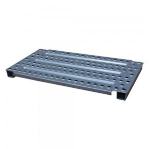 Plataforma Chassi Sinotruk Howo 380 Traseira VG9719930441